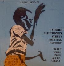 """Uniform Electronics Street Printing Factory"" Catalogue (2015)"